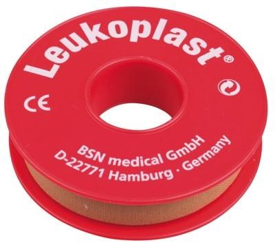 Fixatiepleister Leukoplast 9,2mtrx1,25cm z. klemring