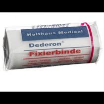 Elastisch hydrofiel windsel Dederon Glatt 4m x 10cm (per stuk)