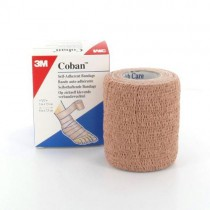 3M Coban huidskleur 5,0 x 457cm  36 stuks