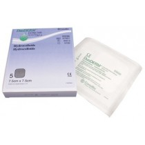 Zalfverband Duoderm Extra Thin 7,5 x 7,5 cm