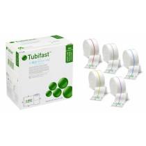 Buisverband Tubifast blauw 10mtr 24-40cm 9052438