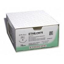Ethilon II usp3/0 45cm FS-2 zwart 653H