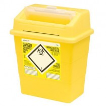 Naaldcontainer Sharpsafe 13ltr