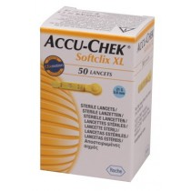 Accu-Check Softclix lancetten XL