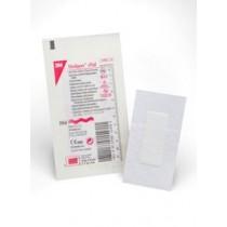 3M Medipore +Pad eilandpleister 10 x 15 cm thuiszorgverpakking; 5 stuks