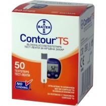 Bayers Contour TS teststrips