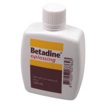 Betadine jodium opl. 120ml *UAD