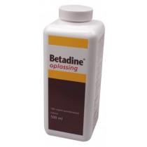 Betadine jodium opl. 500ml *UAD