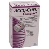 Accu-Check Compact Plus MIC 1x17 stuks