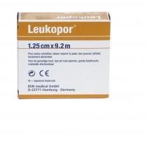 Fixatiepleister Leukopor 9,2mtrx2,50cm dispenser
