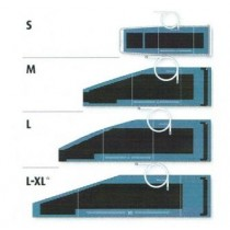 Manchet small voor Microlife WatchBP03 (Nylon)