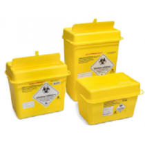 Naaldencontainer Safe Box Guardian Aseptisch Solution 6L