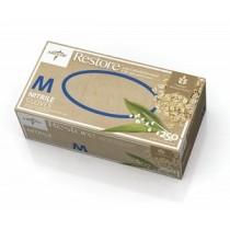 Restore nitriel onderzoekshandschoen onsteriel poedervrij M (200 stuks)