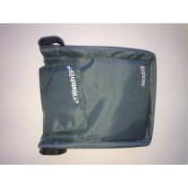 Tas voor Microlife WatchBP-03 incl. draagband