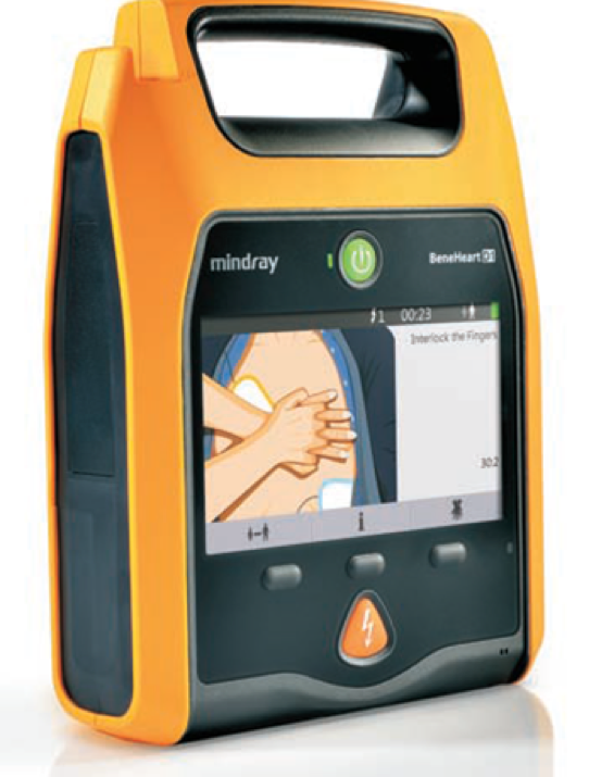 Mindray AED